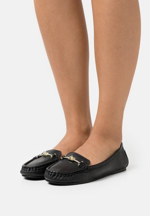 GEORGAS - Slip-ons - black