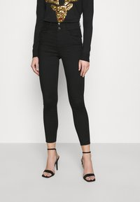 New Look - LIFT AND SHAPE HIGHWAIST - Jeans Skinny Fit - black - 0