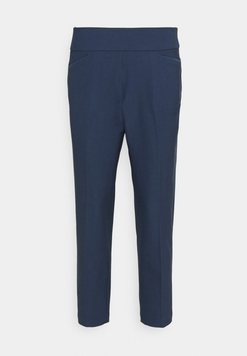 adidas Golf - PULLON ANKLE PANT - Trousers - crew navy