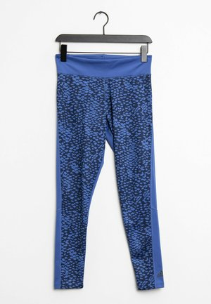 Leggings - blue