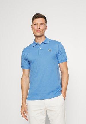 Polo shirt - turquin blue