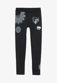 Desigual - SIGLOS - Trousers - navy - 3