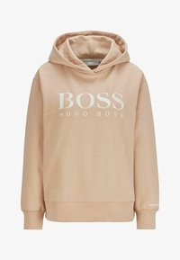 BOSS - C_EDELIGHT_ACTIVE - Hoodie - light brown - 3