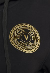Versace Jeans Couture - Zip-up hoodie - black - 2