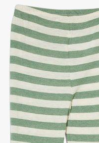 CeLaVi - BAMBOO STRIPE - Leggings - Trousers - elm green - 2