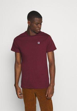 SEAMUS - Basic T-shirt - tawny port