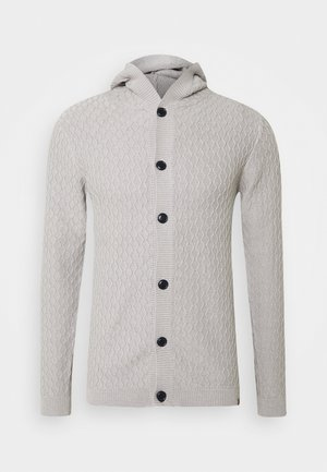 CLANCY - Kofta - light grey melange