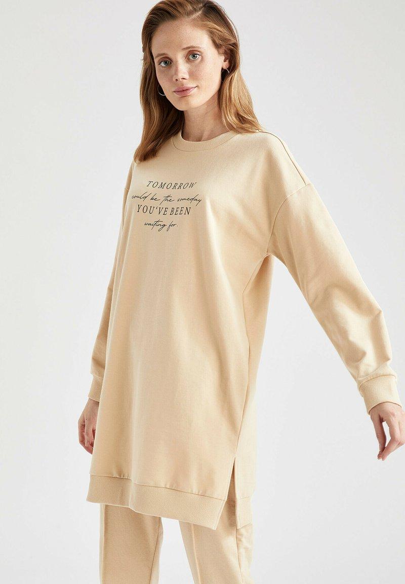 DeFacto - Sweatshirt - beige
