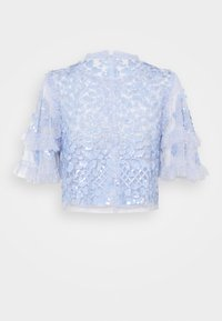 Needle & Thread - AURELIA  - Blusa - wedgewood blue - 1