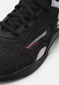 Puma - FUSE - Scarpe da fitness - black/poppy red/gray violet - 5