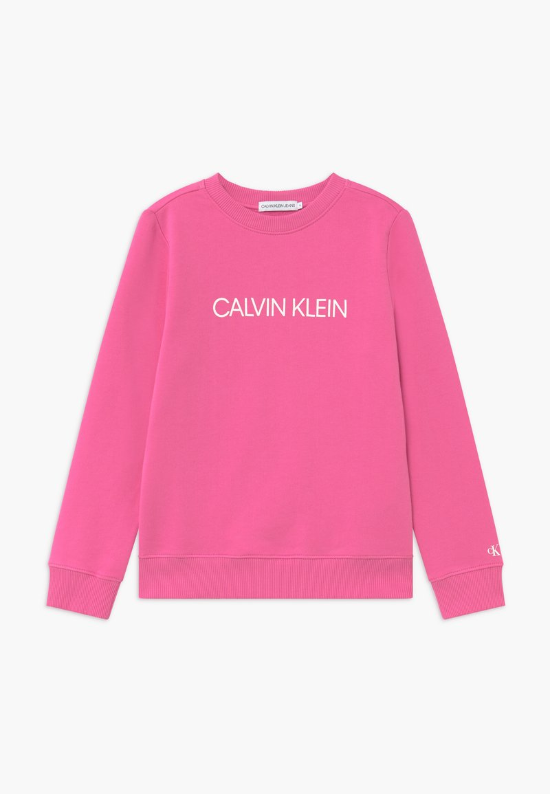 Calvin Klein Jeans - INSTITUTIONAL LOGO - Sweater - pink