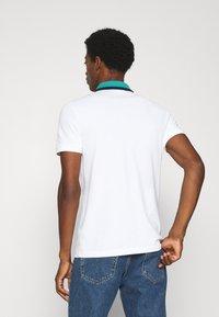 Lacoste - Polo shirt - blanc/niagara/marine - 2