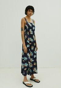 EDITED - Day dress - blau - 1