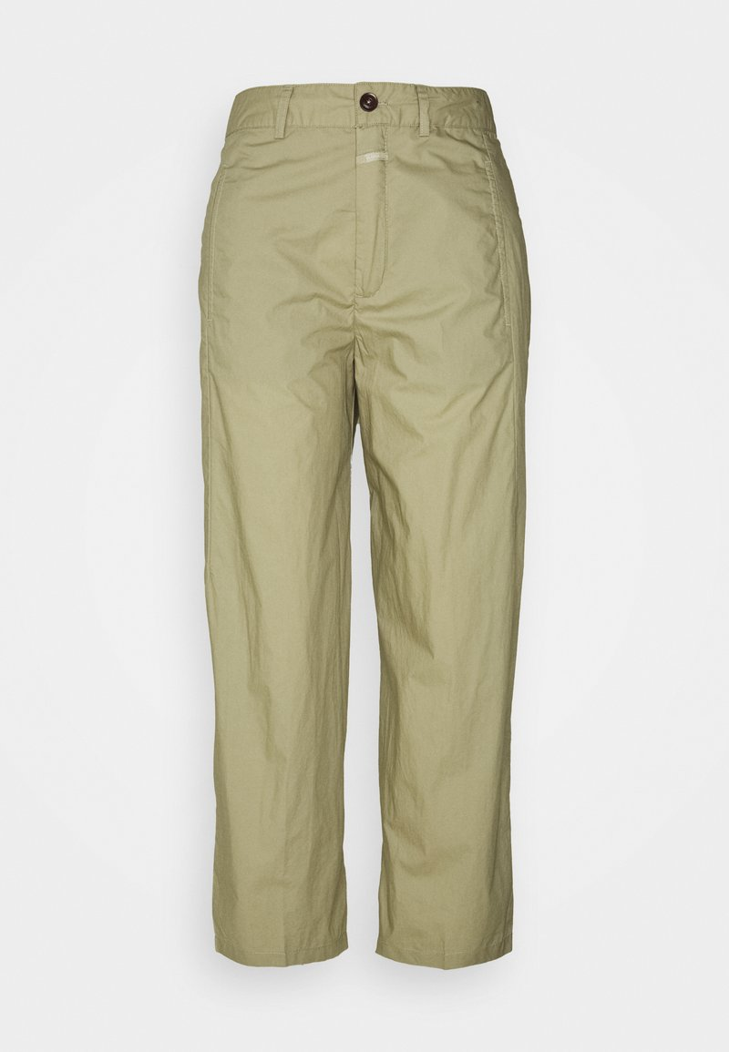 CLOSED - LUDWIG - Trousers - green bark