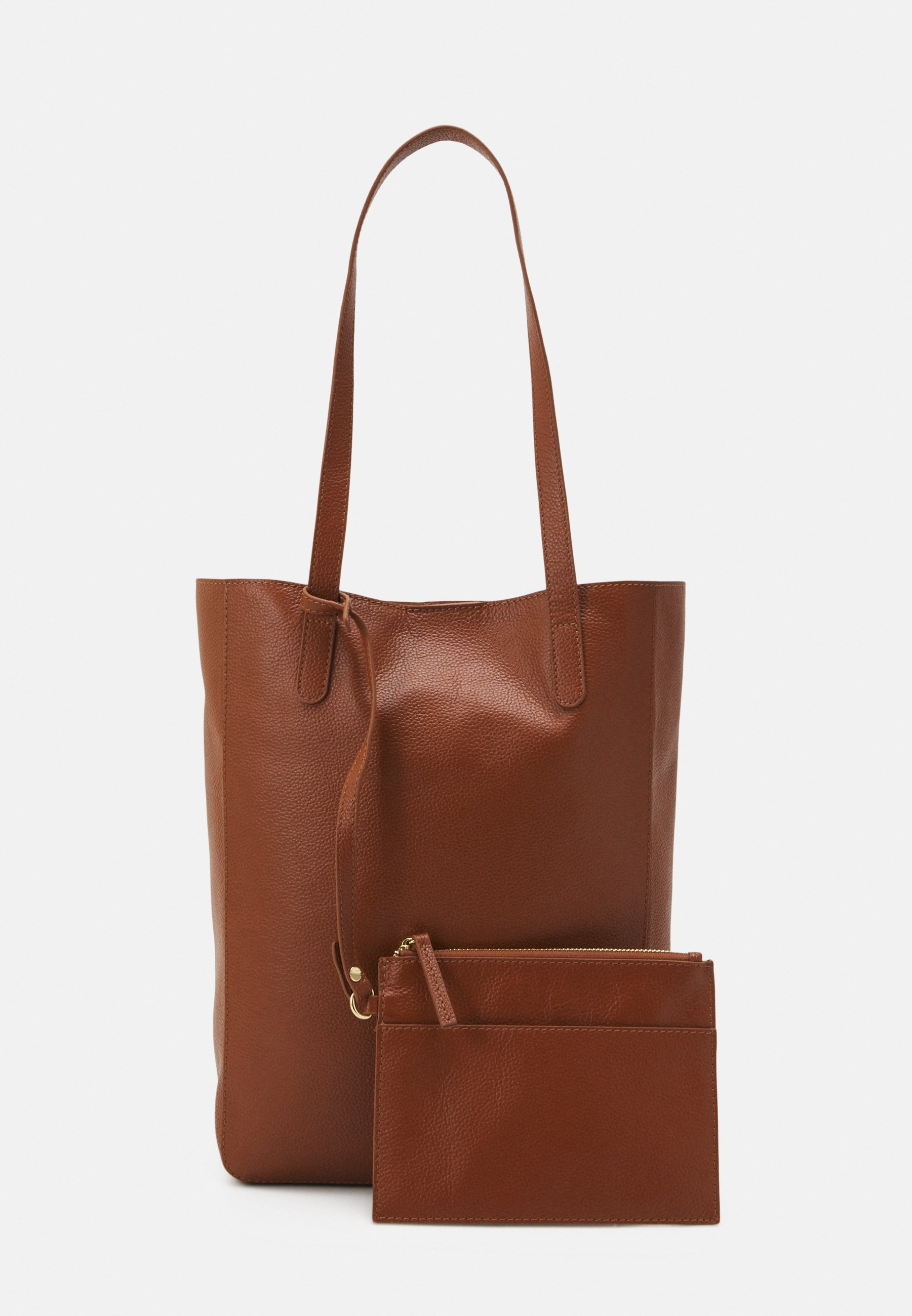 Women LEATHER SET - Tote bag