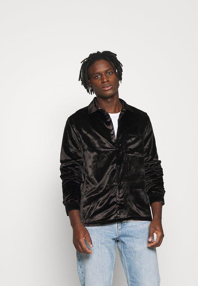OXBLOOD - Formal shirt - black