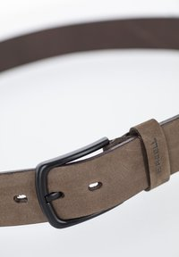 Reell - ALL BLACK BUCKLE - Belt - cappuccino - 1