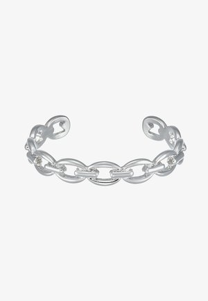 LINK CUFF - Bracelet - silver-coloured