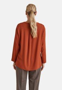 Elena Mirò - Long sleeved top - arancione - 2