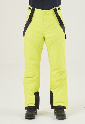 FAIRFAX - Snow pants -  lime punch