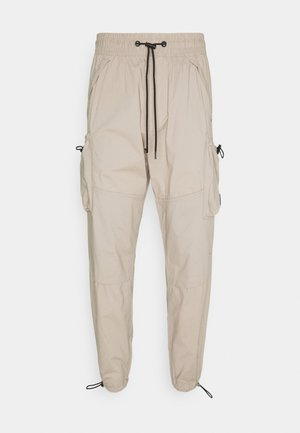 LIGHTWEIGHT  - Cargo trousers - taupe