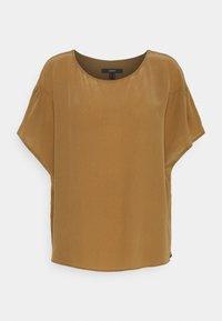 Esprit Collection - Basic T-shirt - bark - 0
