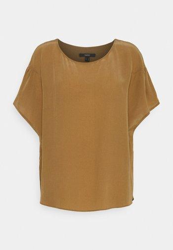 T-shirt basique - bark