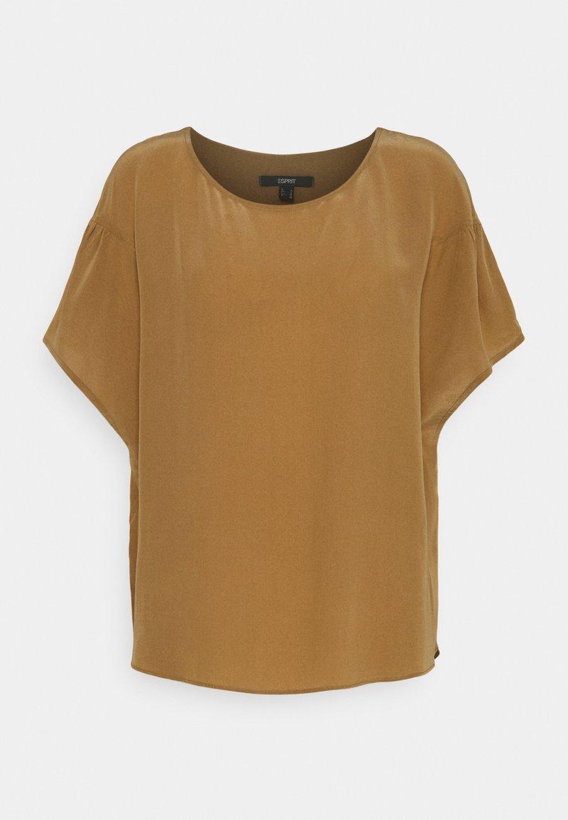 Esprit Collection - Basic T-shirt - bark
