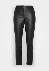 Betty & Co - Leather trousers - black - 0