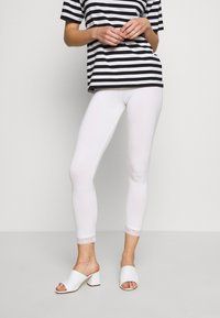 Kaffe - SVALA - Leggings - optical white - 0