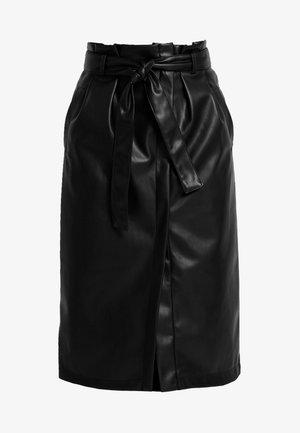 VIPULLA SKIRT - A-line skirt - black