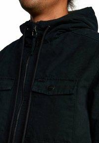 RVCA - Waterproof jacket - rvca black - 5