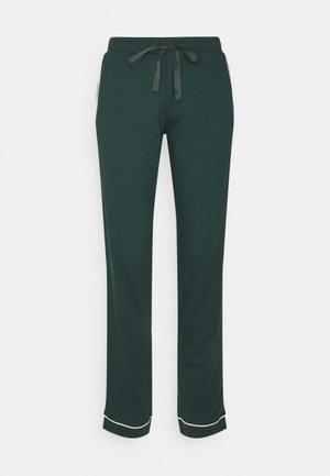 Pyjama bottoms - dunkelgrün