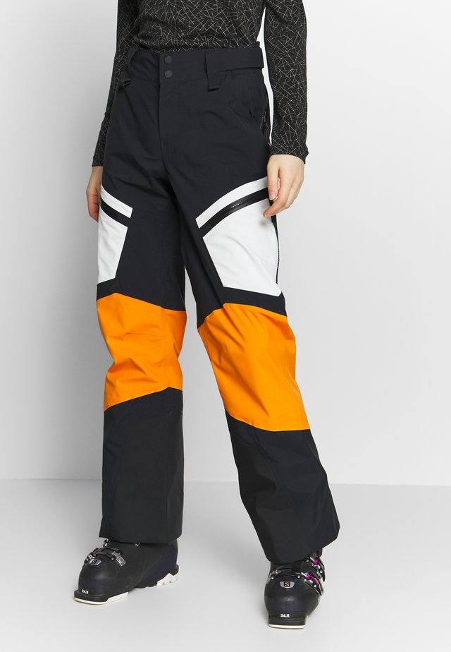 Talvihousut - orange
