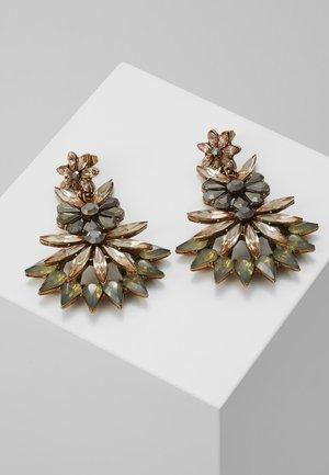 ONLFLOWER EARRING - Boucles d'oreilles - gold-coloured