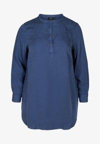 Zizzi - Tunic - blue - 4