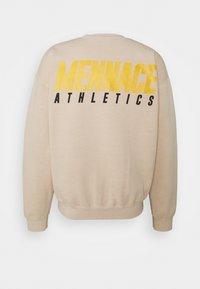 Mennace - ATHLETICS UNISEX - Sweatshirt - beige - 6