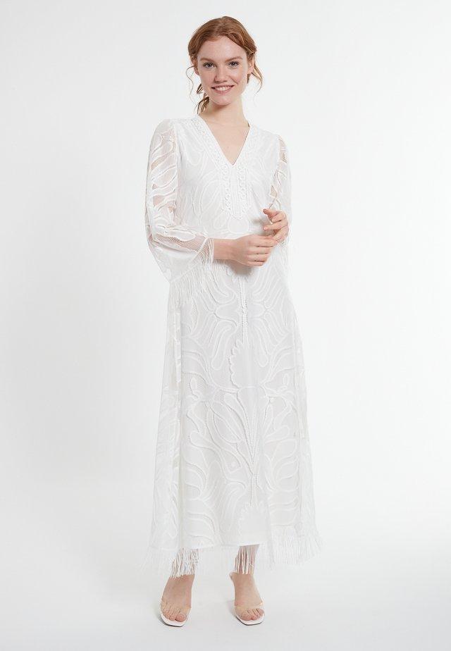 DARLYS - Maxi-jurk - weiß
