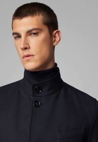 BOSS - SHANTY - Halflange jas - dark blue - 5