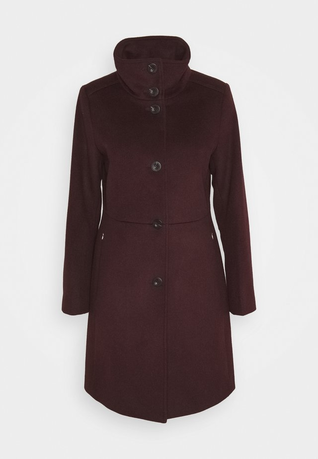 BASIC COAT - Frakker / klassisk frakker - bordeaux red