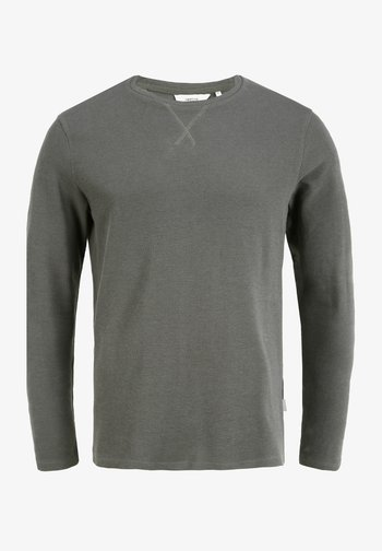 UPANO - Long sleeved top - castlerock