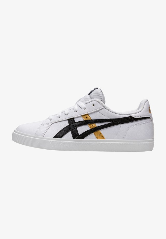 Sneakers laag - white/pure gold