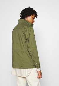 G-Star - FIELD OVERSHIRT WMN - Summer jacket - sage - 2