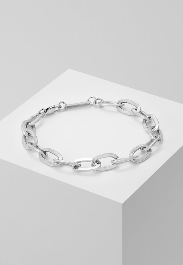 STEWART BRACELET - Pulsera - silver-coloured