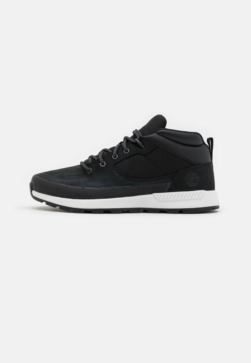 Timberland - SPRINT TREKKER SUPER - Lace-up ankle boots - black