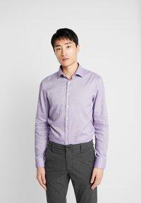 Seidensticker - SLIM FIT - Košile - purple - 0