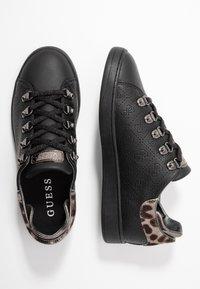 Guess - CHARLEZ - Sneaker low - black - 3