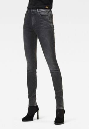 KAFEY ULTRA HIGH SKINNY - Jeans Skinny Fit - axinite cobler