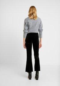Noisy May - Spodnie materiałowe - black - 2