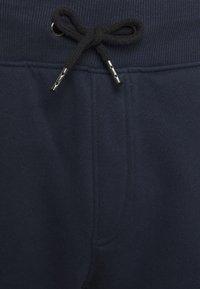 Pier One - 2 PACK - Shorts - mottled light grey/dark blue - 7